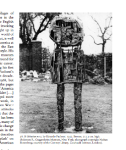 'Paolozzi in America'. in: The Burlington Magazine, September 2011